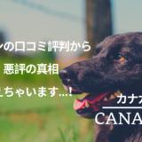 カナガン 口コミ評判